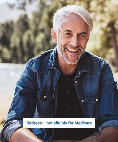 Learn More About Health Care Benefits for Retirees Not Eligible For Medicare