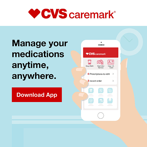 introducing the cvs caremark app for your phone